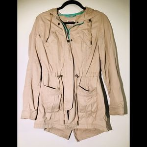 Mossimo Supply Co Khaki Utility Jacket